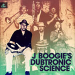 J-Boogie's Dubtronic Sci. - Undercover CD