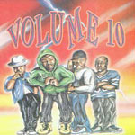 Volume 10 - Servin' and Dippin' CD EP