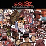 Gorillaz - The Singles Collection CD