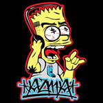 Azma - Bart T-Shirt