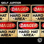 Self Jupiter - Hard Hat Area CD