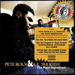 Pete Rock & CL Smooth - The Main Ingredient DLX 2xCD