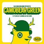 Various Artists - CamoBear Green DVD+CD
