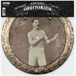Alchemist+Oh No: Gangrene - The Odditorium (pic.disk) 12&quot; Single