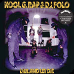 Kool G Rap & DJ Polo - Live and Let Die 2xLP
