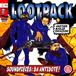 The Lootpack - Soundpieces: Da Antidote 3xLP