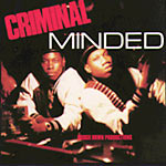 Boogie Down Productions - Criminal Minded CD