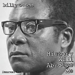 Billy Woods - History Will Absolve Me CD
