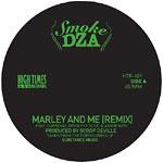 """Smoke DZA - Marley & Me (Remix) 7"""" Single"""