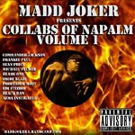 Madd Joker - Collabs of Napalm vol. 1 CD