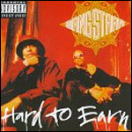 Gang Starr - Hard to Earn CD