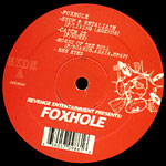 "Sunspot ft Living Legends - Foxhole 12"" EP"