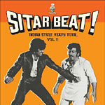 Various Artists - Sitar Beat! v.2 2xLP