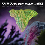 "Austin Peralta & Sun Ra - Views of Saturn vol. 2 12"" Single"