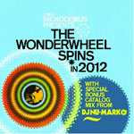 DJ Nu-Mark - Wonderwheel Spins in 2012 2xCD
