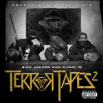 Sick Jacken & Cynic - Terror Tapes 2 CD