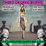 DJ Third Rail - 3rd Degree Burns 7/28/11 CDR
