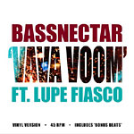 Bassnectar - Vava Voom 12&quot; Single