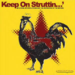 Various Artists - Keep On Struttin: Meters 2xLP