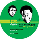 "Tall Black Guy - Meets Al Green 7"" Single"
