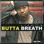 Die-Rek - Butta Breath CD EP