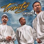 """Trinity(AG/SadatX/DJ Jab) - Sunshine (clear vinyl) 7"""" Single"""