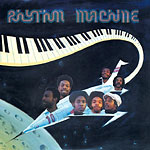 Rhythm Machine - Rhythm Machine CD