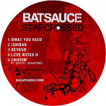 Batsauce - Starcrossed LP