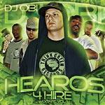DJ Obi - Hearos 4 Hire vol. 1 CD