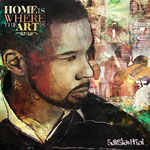 Substantial - Home Is Where The Art Is CD