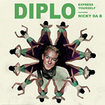 "Diplo - Express Yourself 7"" Single"