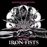 Various Artists - Man With Iron Fists OST CD