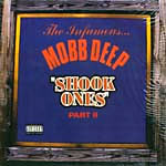 "Mobb Deep - Shook Ones Part II 12"" Single"