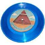 "DC LaRue - Indiscreet 7"" Single"