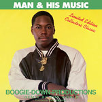 Boogie Down Productions - Man & His Music 2xLP