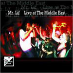Mr. Lif - Live At the Middle East CD