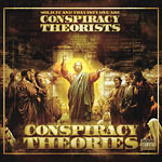 Conspiracy Theorists - Conspiracy Theories CD