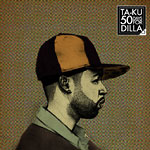 Ta-Ku - 50 Days For Dilla Vol. 1 LP