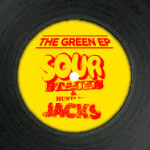 "Various Artists - The Green EP: Sour Stacks 12"" EP"
