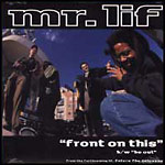"Mr. Lif - Front on This 12"" Single"