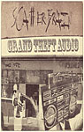 Scatter Brain - Grand Theft Audio vol. 2 Cassette