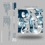 Dreas - Dreastronaut Beat Tape 2 Cassette