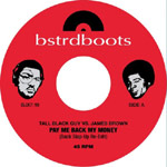"Tall Black Guy - TBG vs. James Brown 7"" Single"