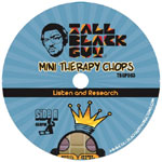 "Tall Black Guy - Mini Therapy Chops 3 7"" Single"