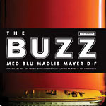 "MED / Blu / Madlib - The Buzz 12"" EP"