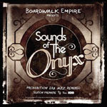 """Various Artists - Sounds of the Onyx 10"""" EP"""