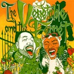 White Mic & Z-Man - The Vegetable &The Ferret LP