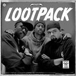 """The Lootpack - Loopdigga 12"""" EP"""