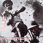 Sunspot ft Living Legends - UHB 4: Stop & Retaliate CD