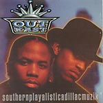 Outkast - Southernplayalisticadilla LP